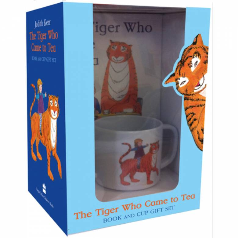 The Tiger Who Came To Tea Cup And Book Gift Set