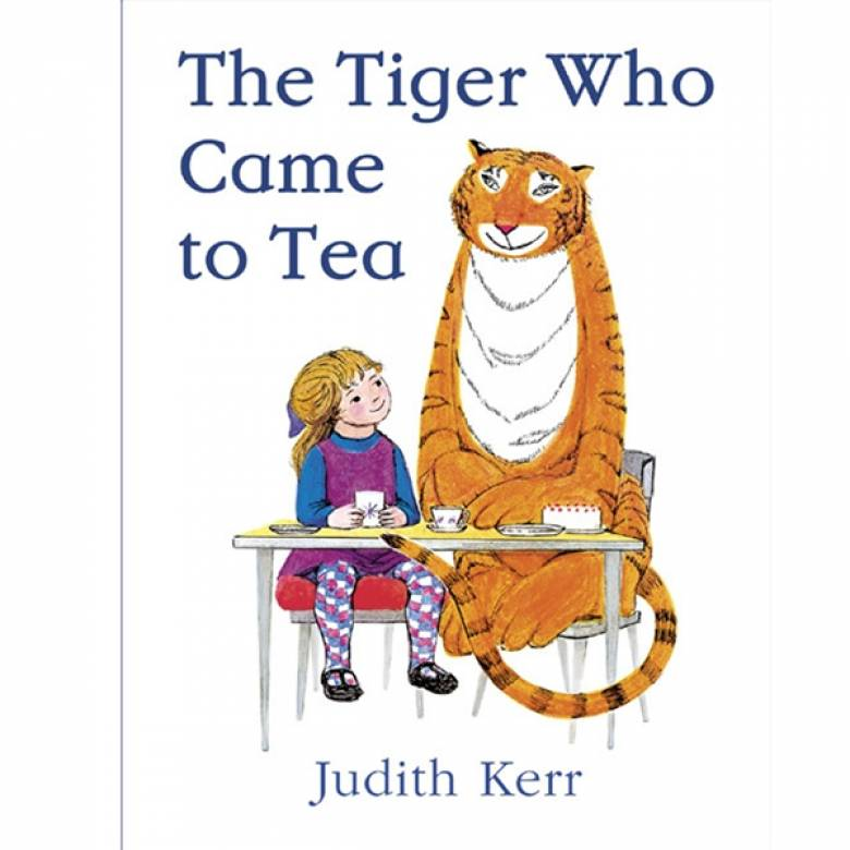 The Tiger Who Came To Tea - Board Book