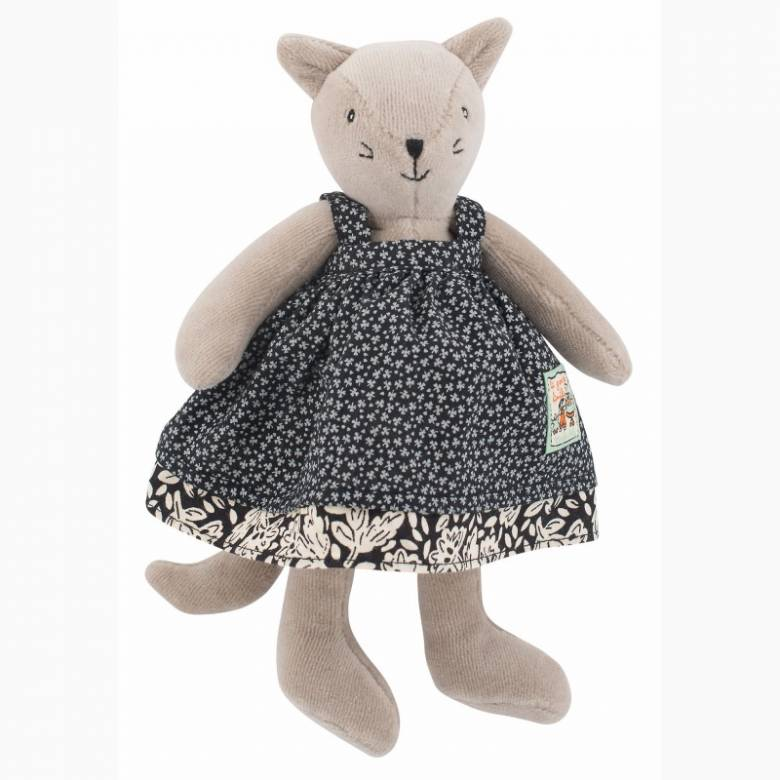 Tiny Agathe The Cat Soft Toy 0+