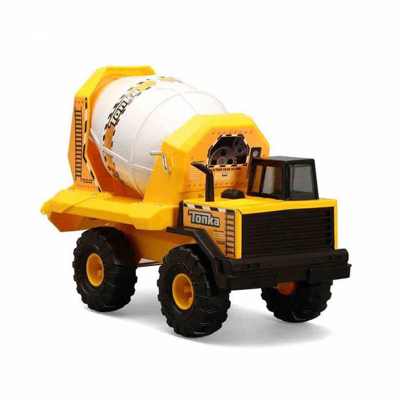 Tonka Power Movers Cement Mixer