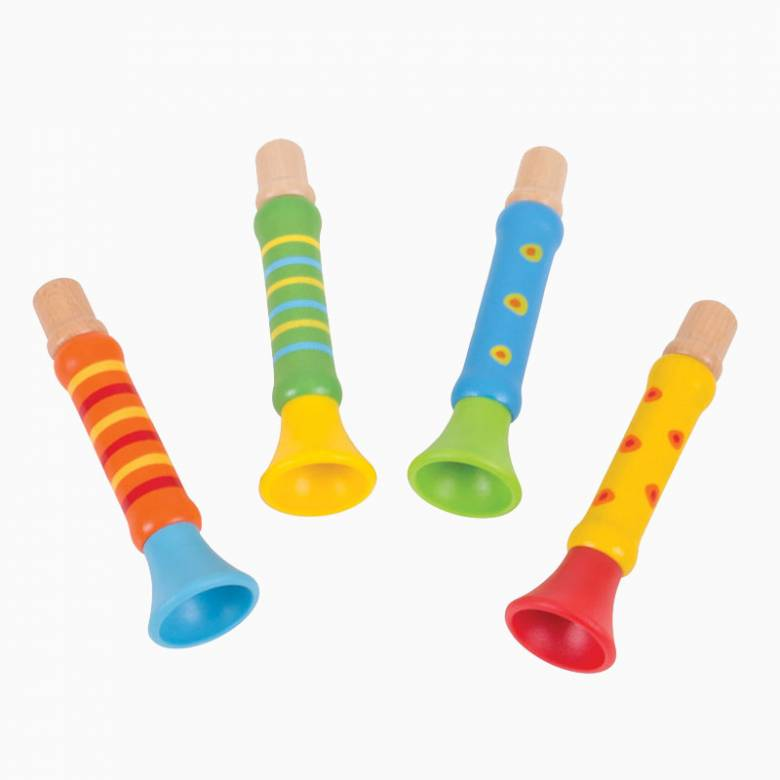 Toot Toot Trumpets 18m+