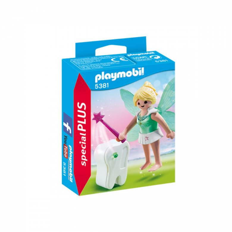 Tooth Fairy Special Plus Playmobil 5381