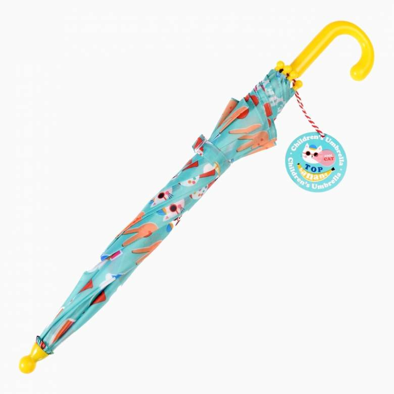 Top Banana Print Children's Umbrella
