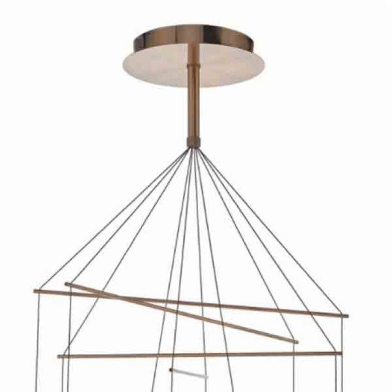 Trombone Pendant Light Shades With Fitting