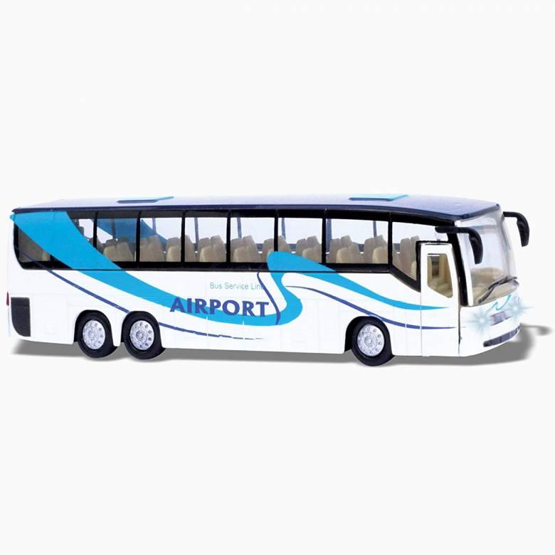 Touringcar Shuttle Bus Light & Sound Vehicle