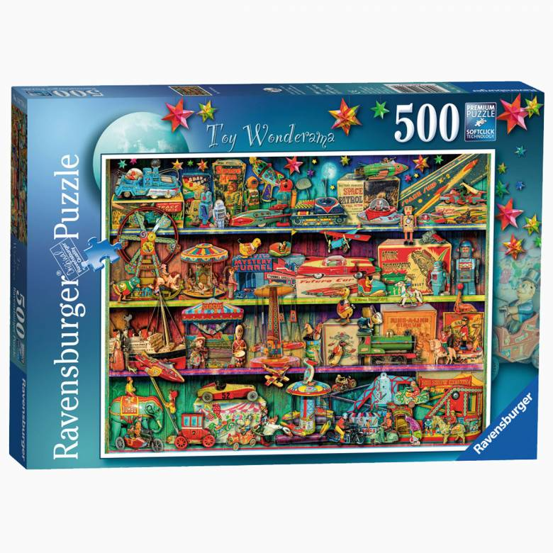 Toy Wonderama Jigsaw Puzzle 500pc Ages 9+