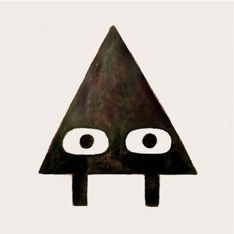 Triangle By Jon Klassen - Hardback Book