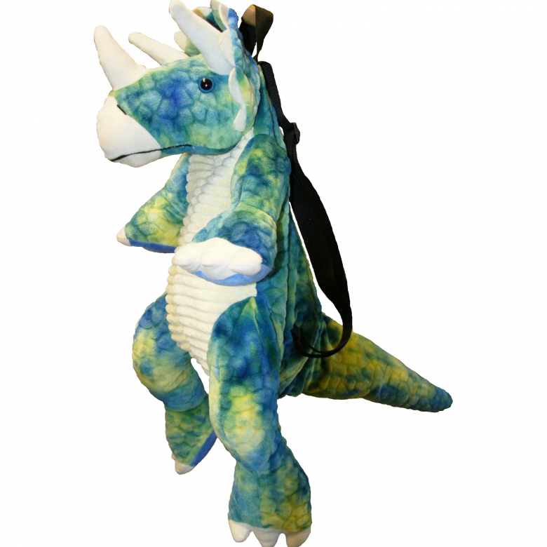 Triceratops Dinosaur Backpack 3yr+