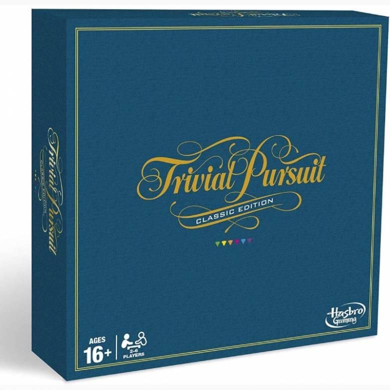 Trivial Pursuit Classic Edition 16+