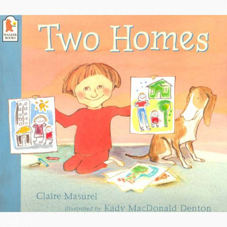 Two Homes - Paperback Book