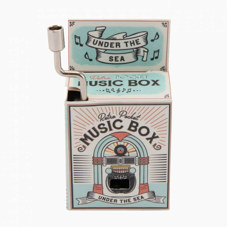 Mini Music Box Mechanism - Under The Sea