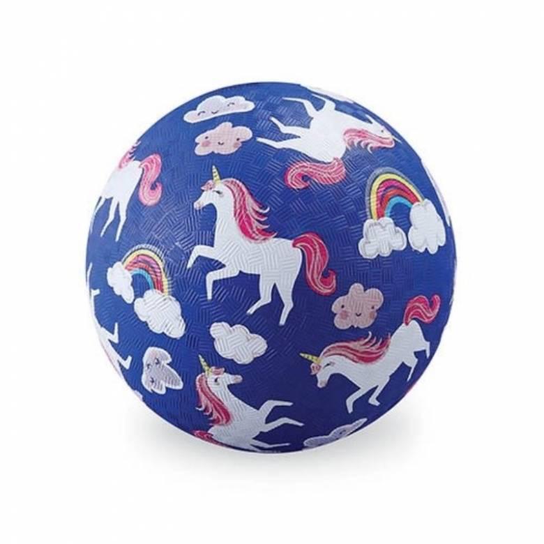 Unicorn - Small Rubber Picture Ball 13cm