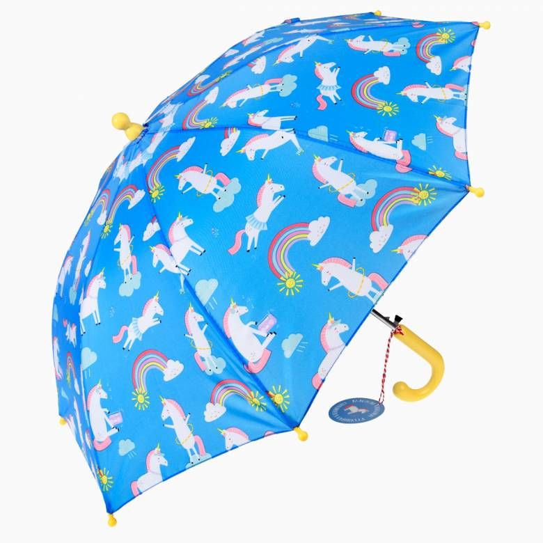 Unicorn Children's Umbrella 3+