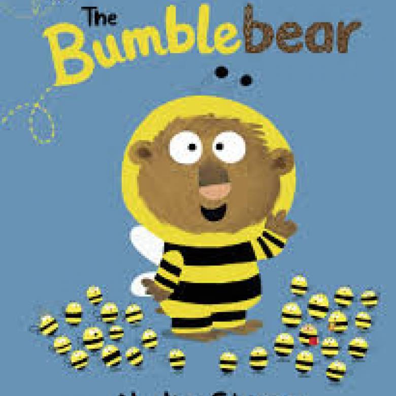 Bumble Bear Board Book