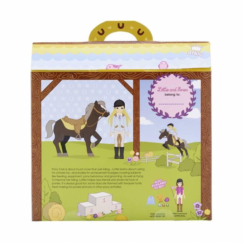 Pony Club Lottie Doll 3yr+