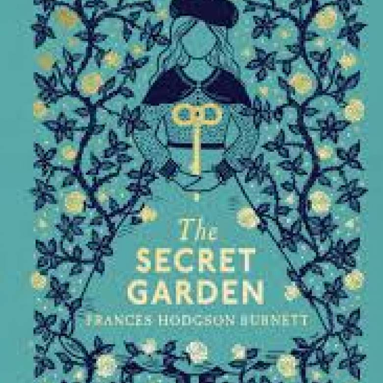The Secret Garden Puffin Cloth Bound Classics Book