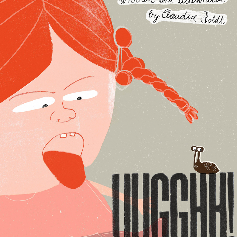 UUGGHH! By Claudia Boldt - Paperback Book
