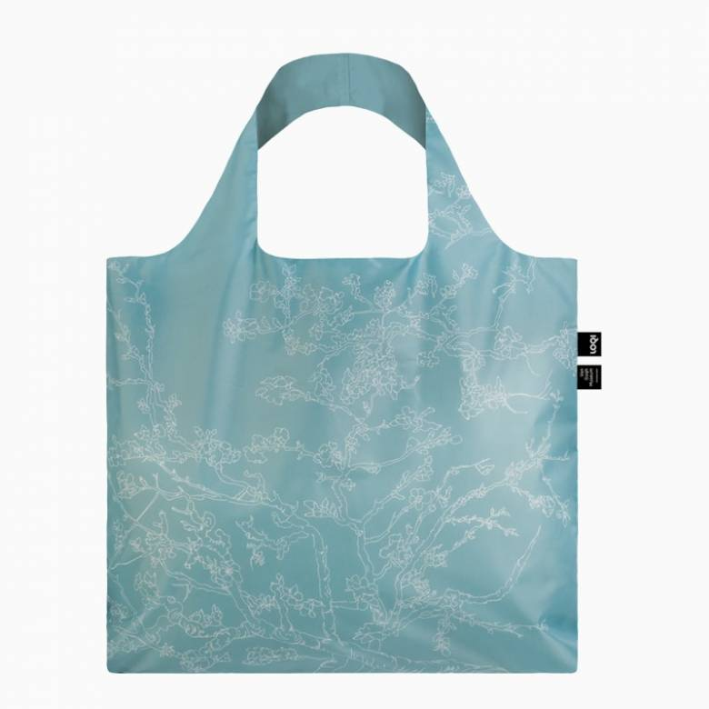 Van Gogh Almond Blossom - Reusable Tote Bag With Pouch