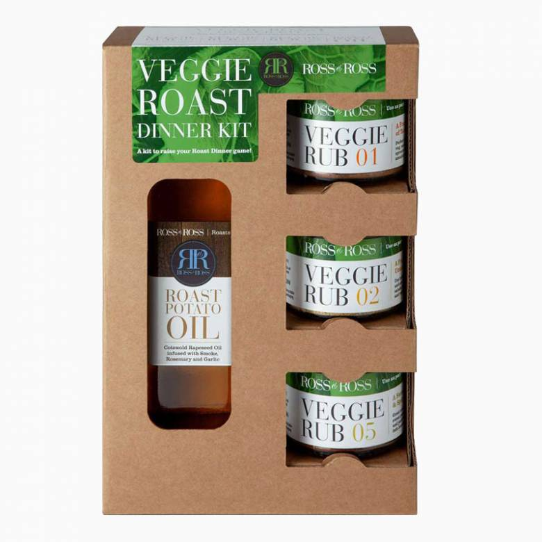 Veggie Roast Dinner Kit By Ross & Ross