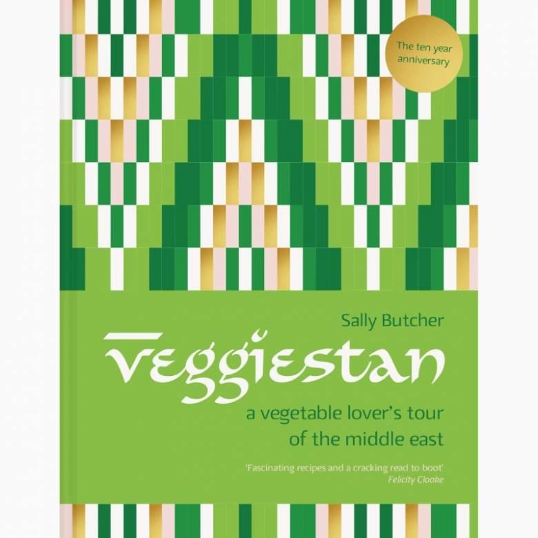 Veggiestan (10th Anniversary edition) - Hardback Book