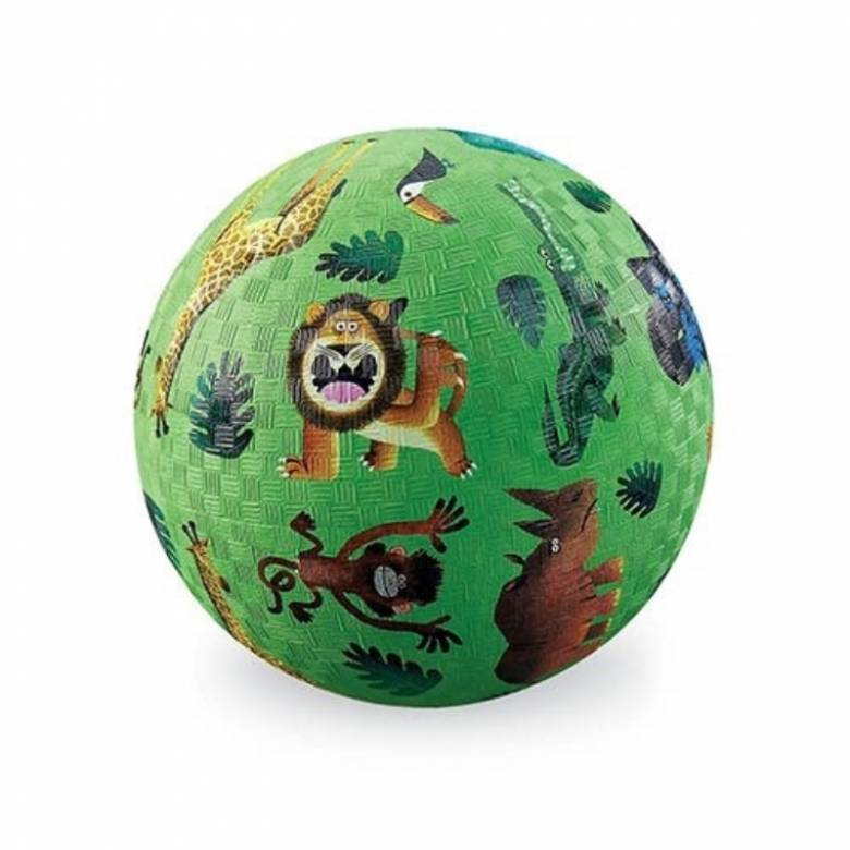 Very Wild Animals - Large Picture Ball 18cm