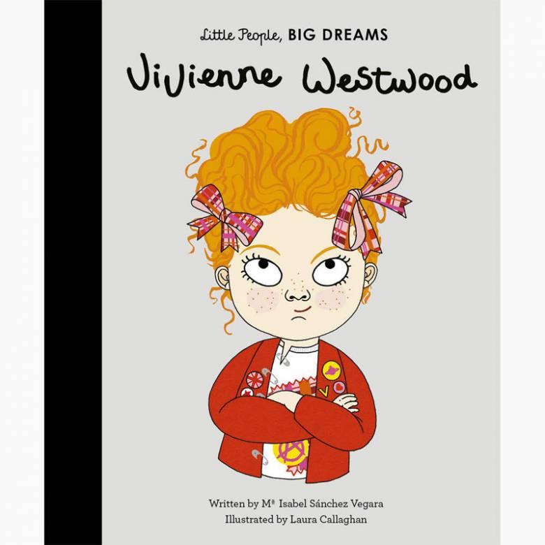 Vivienne Westwood: Little People Big Dreams Hardback Book