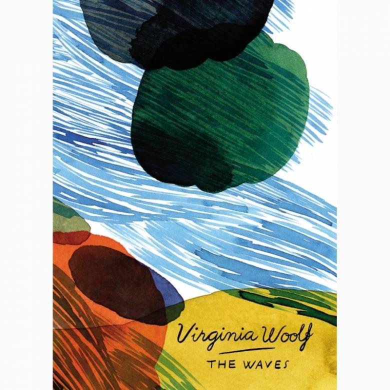 Waves By Virginia Woolf - Paperback Book