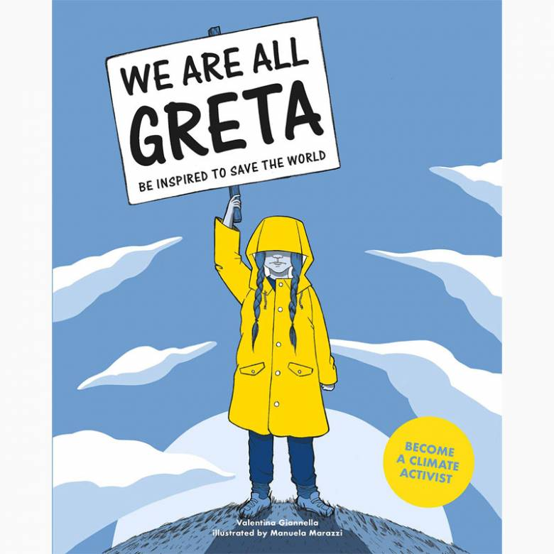 We Are All Greta - Paperback Book