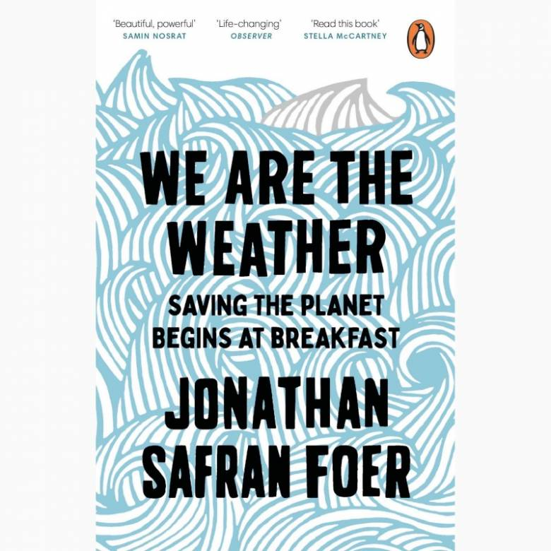 We Are The Weather - Paperback Book
