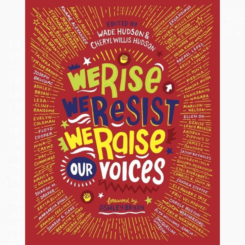 We Rise, We Resist, We Raise Our Voices - Paperback Book