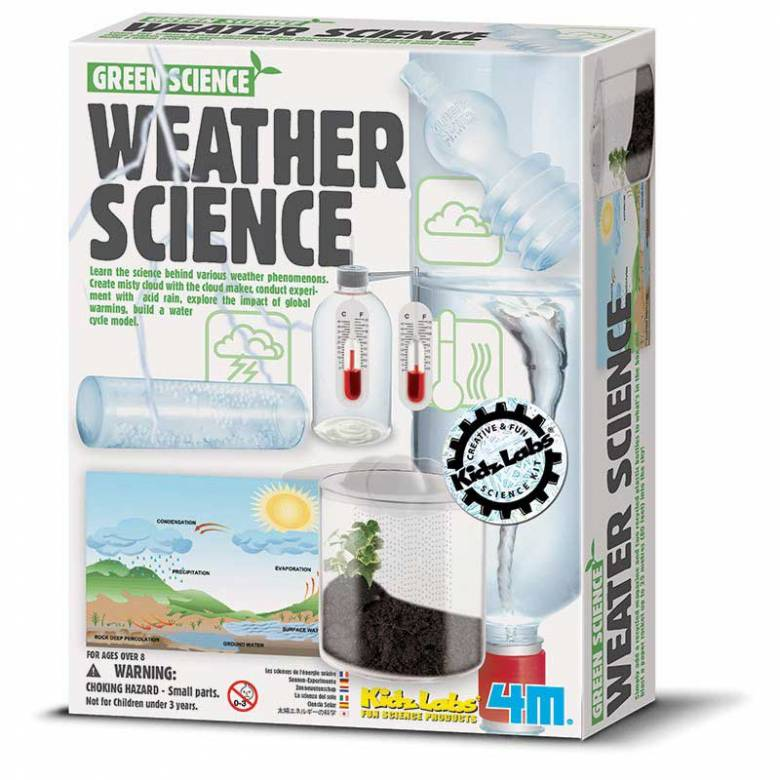 Weather Science - Science Kit 8+