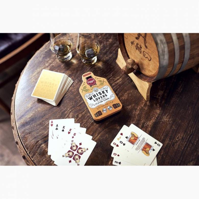 Whisky Lover's Playing Cards