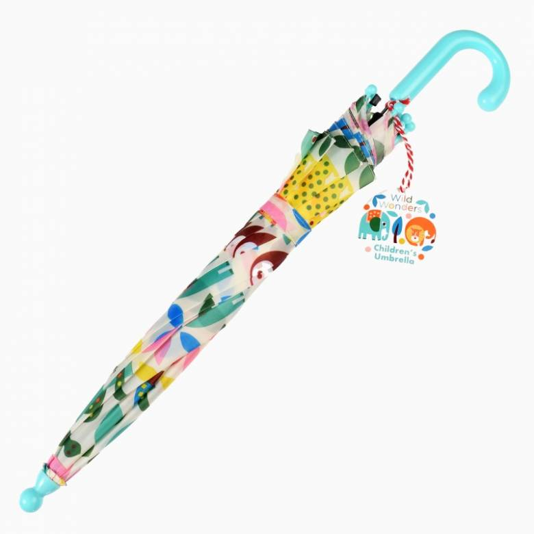 Wild Wonders Children's Umbrella