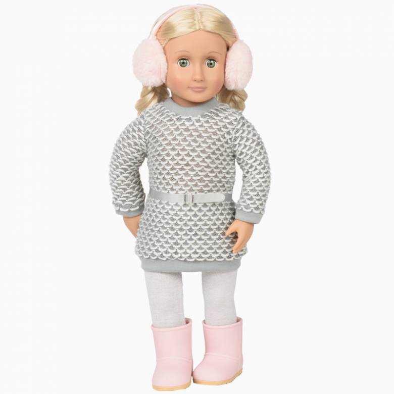 Winter Style - Our Generation Doll Clothes Set 3+