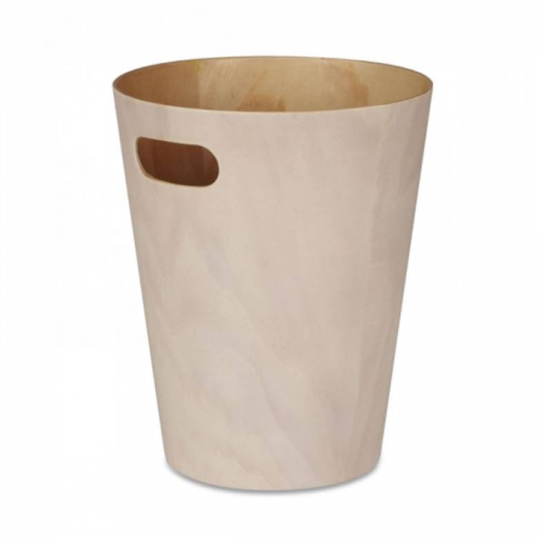 Woodrow Waste bin Natural / White