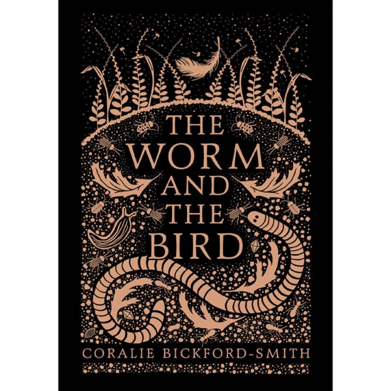 The Worm And The Bird Hardback Book