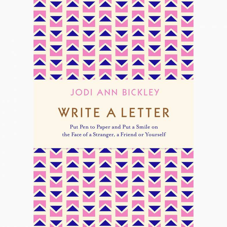 Write A Letter - Paperback Book