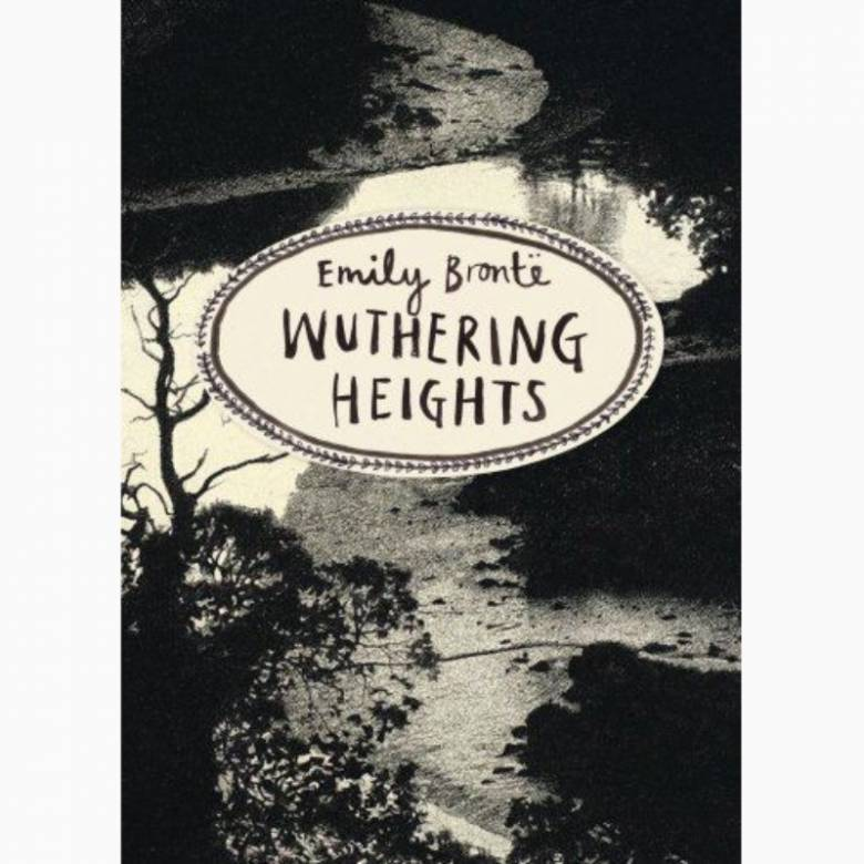 Wuthering Heights By Emily Brontë - Paperback Book