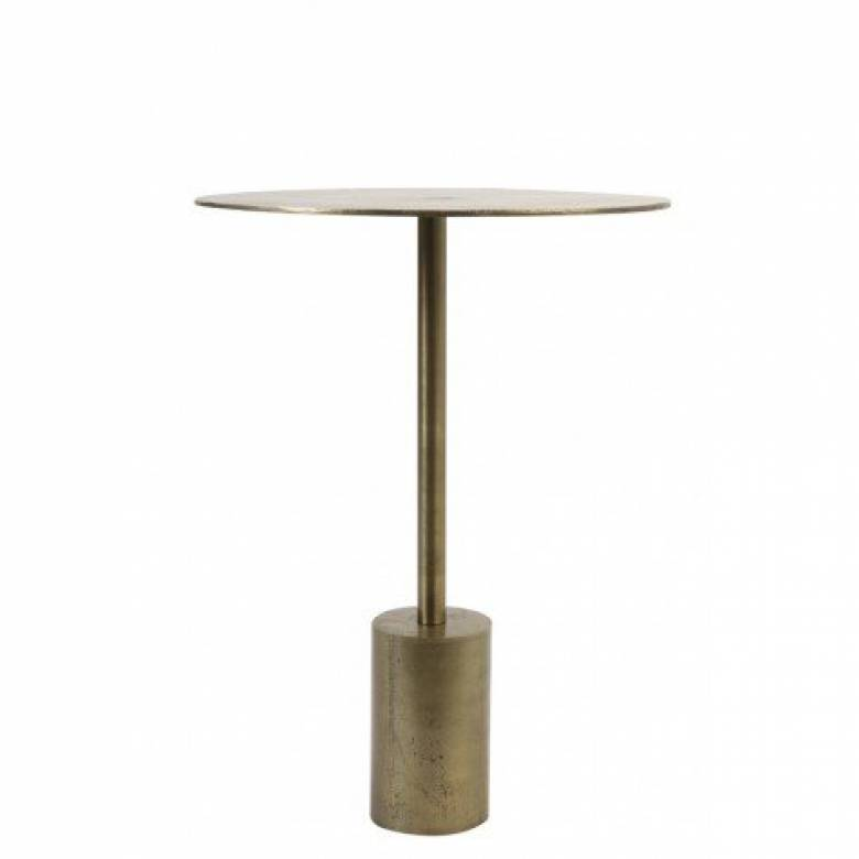 Molo Side Table With Weighted Base