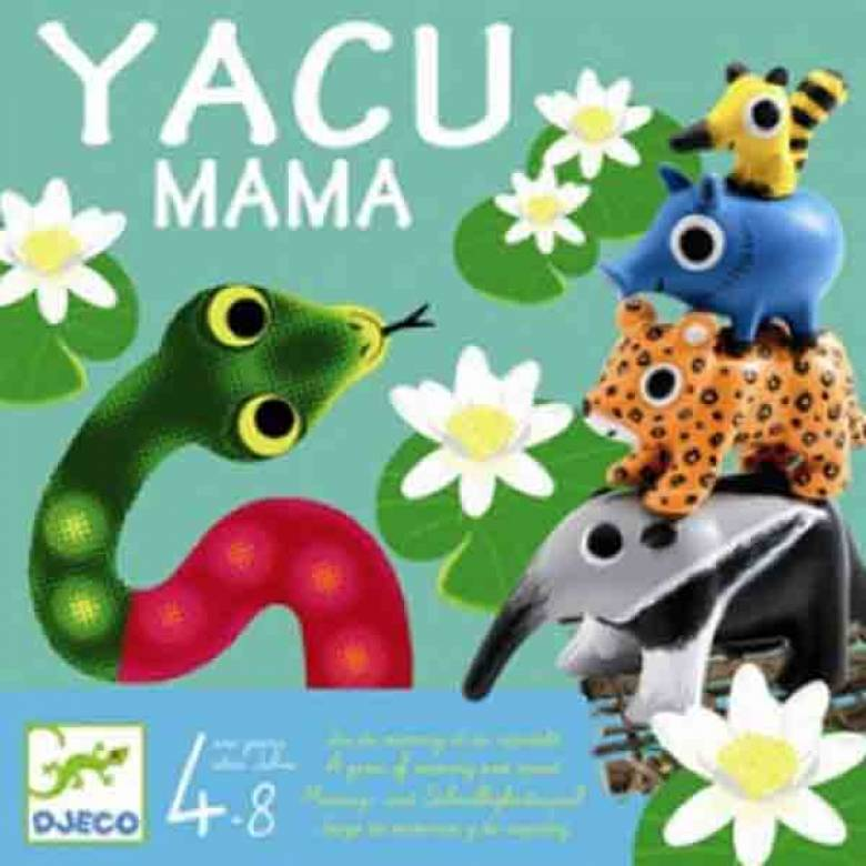 Yacumama By Djeco Age 5-99yrs