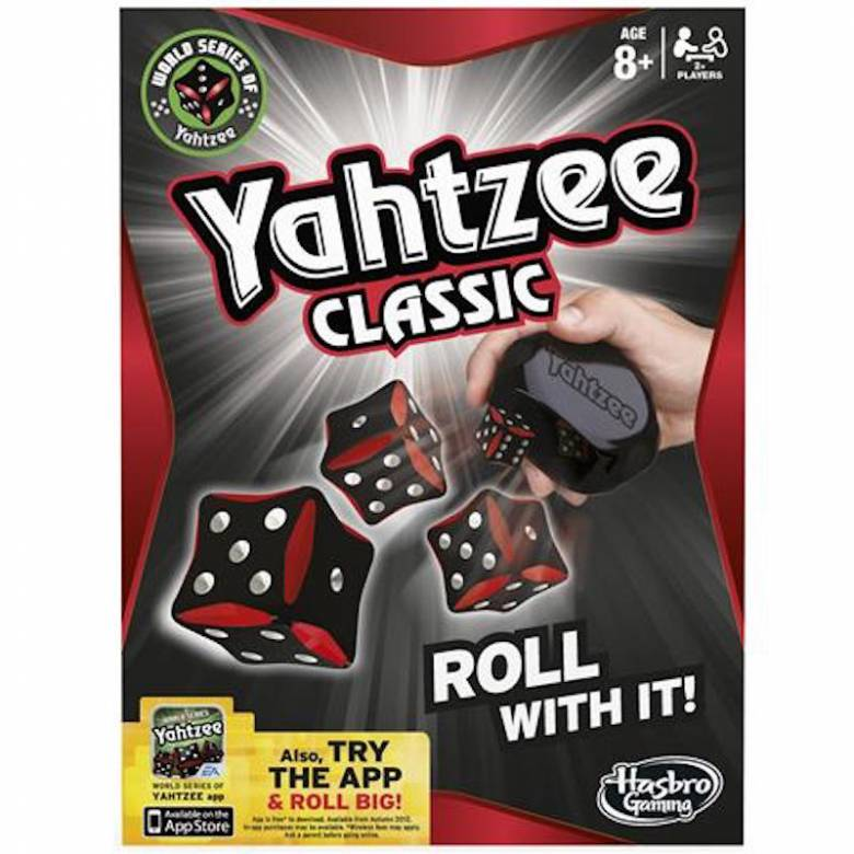 YAHTZEE Boxed Game 8+