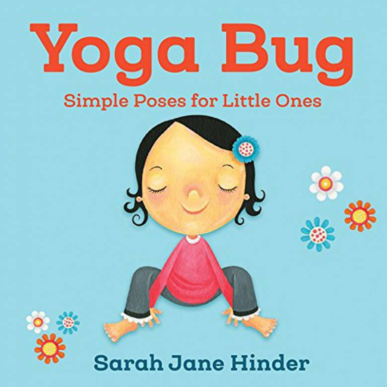 Yoga Bug  - Board Book