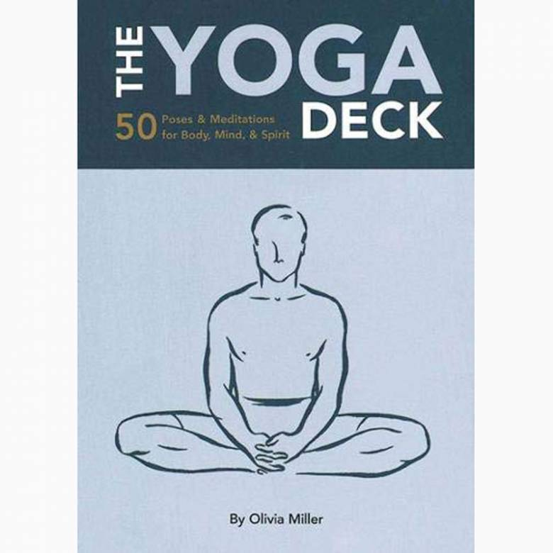 Yoga Deck: 50 Poses and Meditation Cards