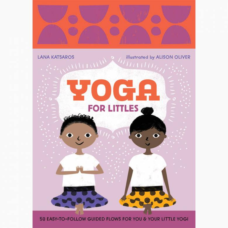 Yoga For Littles Game & Book