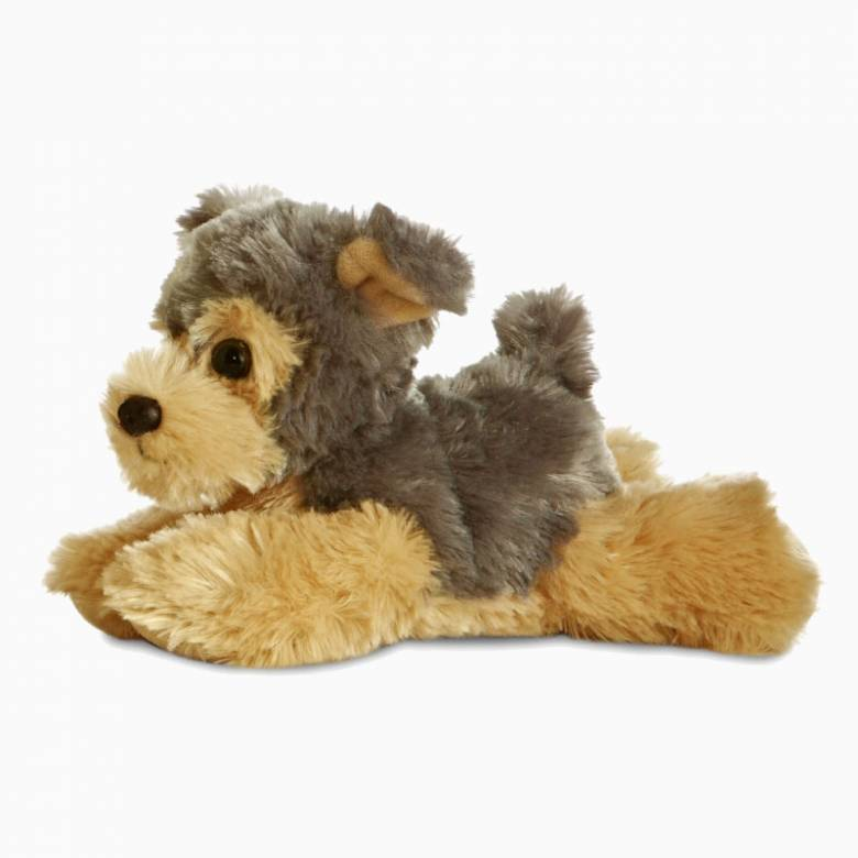 Mini Yorkshire Terrier Soft Toy 17cm