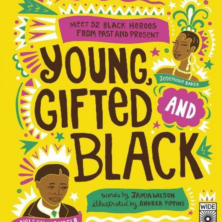 Young Gifted And Black By Jamia Wilson - Hardback Book