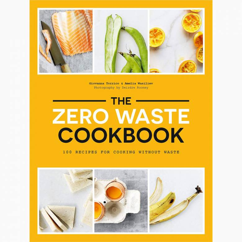 Zero Waste Cookbook - Paperback Book