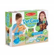 Pet Care Play Set 3+ By Melissa & Doug