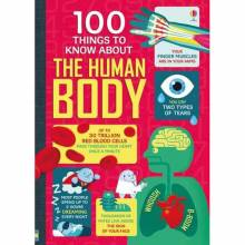 100 Things To Know About The Human Body Hardback Book