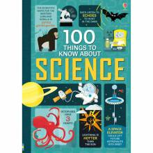100 Things To Know About Science Hardback Book